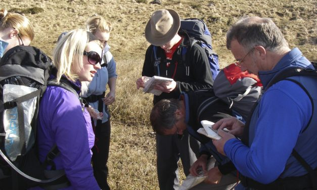Get ready for your hill and mountain leader assessment